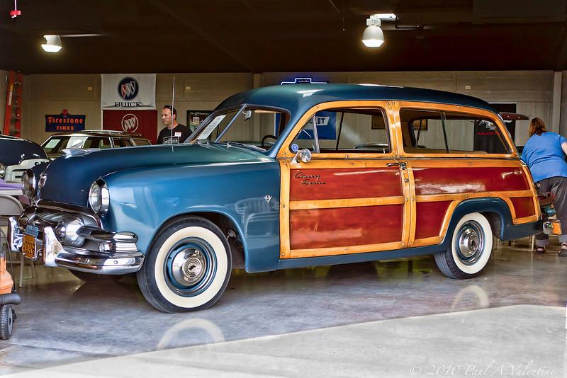 Antique Car Club Meet, Decatur 10-17-10