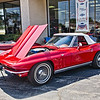Corvettes At Burce Lowrie Chev 08-27-11