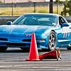 Cowtown Vettes Autocross GM Plant 09-04-11
