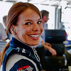 Milka Duno at the Firestone 550 IndyCar Race at Texas Motor Speedway. 06-04-10