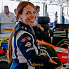 A winning Smile from Milka Duno at the Firestone 550 IndyCar Race at Texas Motor Speedway. 06-04-10