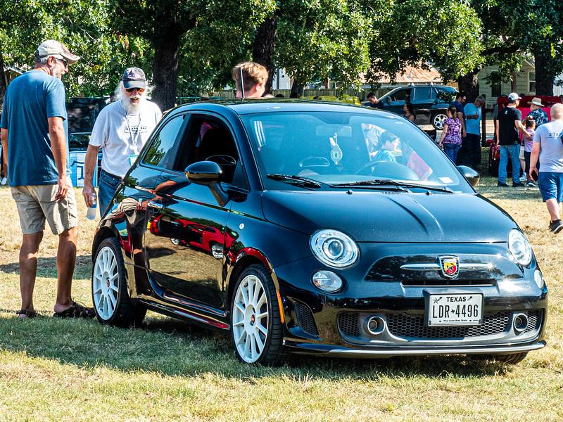Italian CarFest 2019, 09-07-19