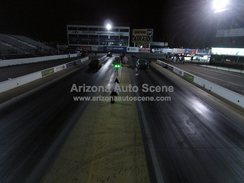 Arizona 8.5 Outlaw Racers, ADRA, American DragCar & Arizona Super Street Running Under the Lights at Wild Horse Pass Motorsports Park