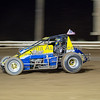 USAC Non Wing Sprint Cars, Dwarfs, Pure Stocks and Bombers Race for Independence Day at Arizona Speedway
