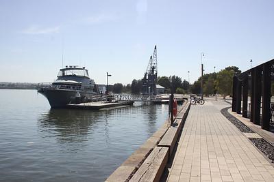 Armory Wharf Cafe 2014