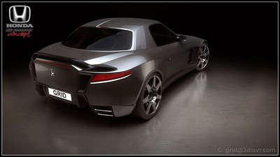Martensson Honda S2000 Concept