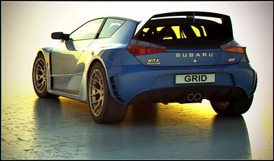 Martensson Subaru WRX STI Concept