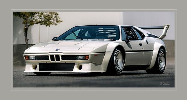 1979 BMW M1 Procar by Waichun