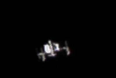 International Space Station  September 21, 2018