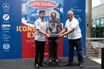 Asia Klasika 2016 Prizes Award