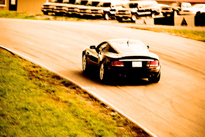 aston martin vanquish on the track aston martin collection
