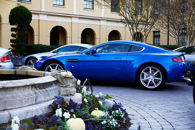 aston martin collection