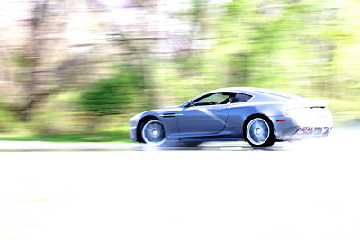 One of my personal favorites of the Aston Martin DBS and I did not even take the photograph. I'm in the driver's seat drifting the car and a friend shot this. I did the edit and quickly fell in love with the shot. aston martin collection
