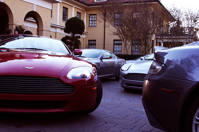 aston martin collection  photo: vanessa terry edit: ben