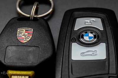 Porsche-BMW-keys