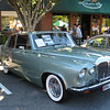 One-of-a-kind Daimler Coupe.