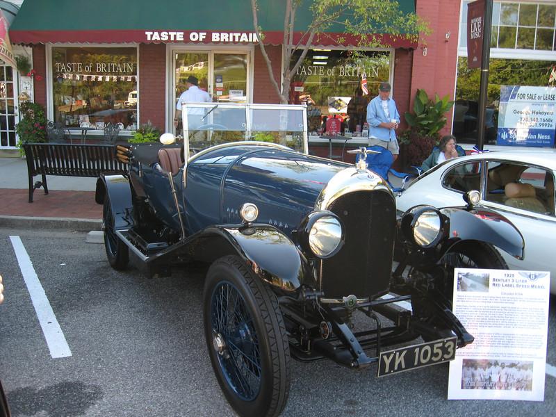 1925 Bentley