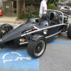 Ariel Atom.  This crazy adrenaline-machine is powered by a turbo- and super-charged GM Ecotec engine.