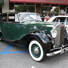 1936 Rolls Royce owned by Joe Patton, the so-called 'Phantom of the Fox Theatre.'.