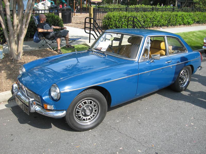 """MGBGT.  This a special one I've seen before:  <a href=""""http://vegomatic.smugmug.com/Cars/Caffeine-And-Octane-April-2012/22215221_W9gQGT#!i=1774149709&k=TxFbCSm"""">http://vegomatic.smugmug.com/Cars/Caffeine-And-Octane-April-2012/22215221_W9gQGT#!i=1774149709&k=TxFbCSm</a>"""