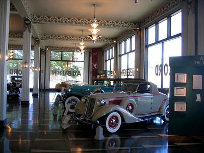 Auburn / Cord / Duesenberg Museum, Auburn, Indiana - 2008