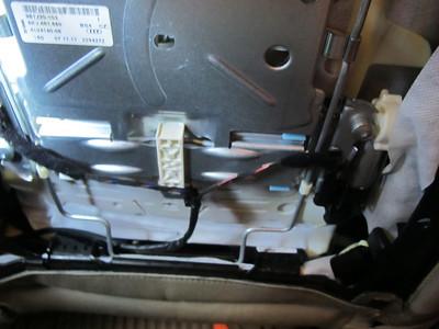 Audi 8k Lumbar Fix DIY
