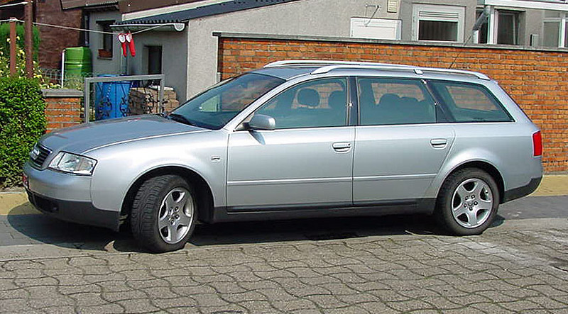 Audi A6 Avant 1.9 TDI