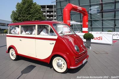 Audi Forum Neckarsulm 2013