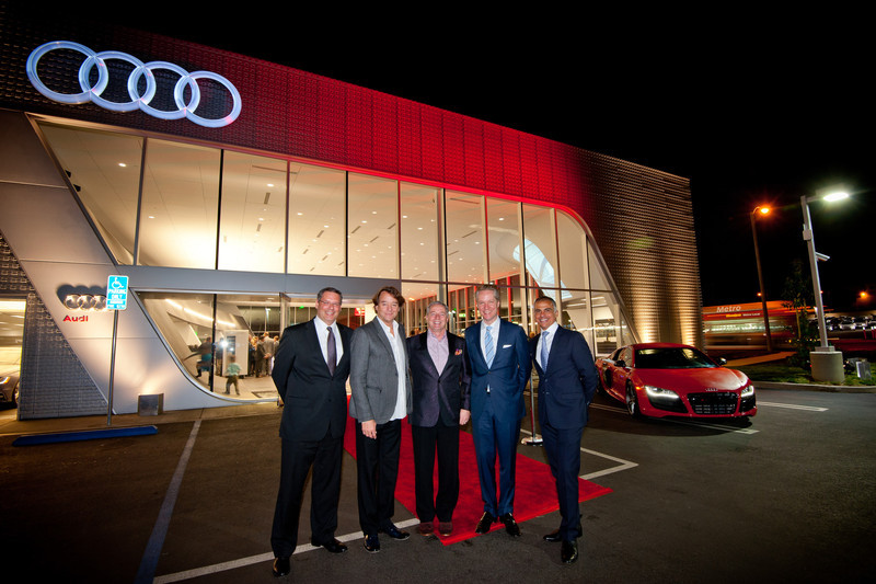 Audi Pacific Grand Opening Event November Th BelAirPhotography - Pacific audi