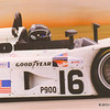 Driven by: James Weaver (GB)/Butch Leitzinger (USA; pictured)/Elliot Forbes-Robinson (USA)