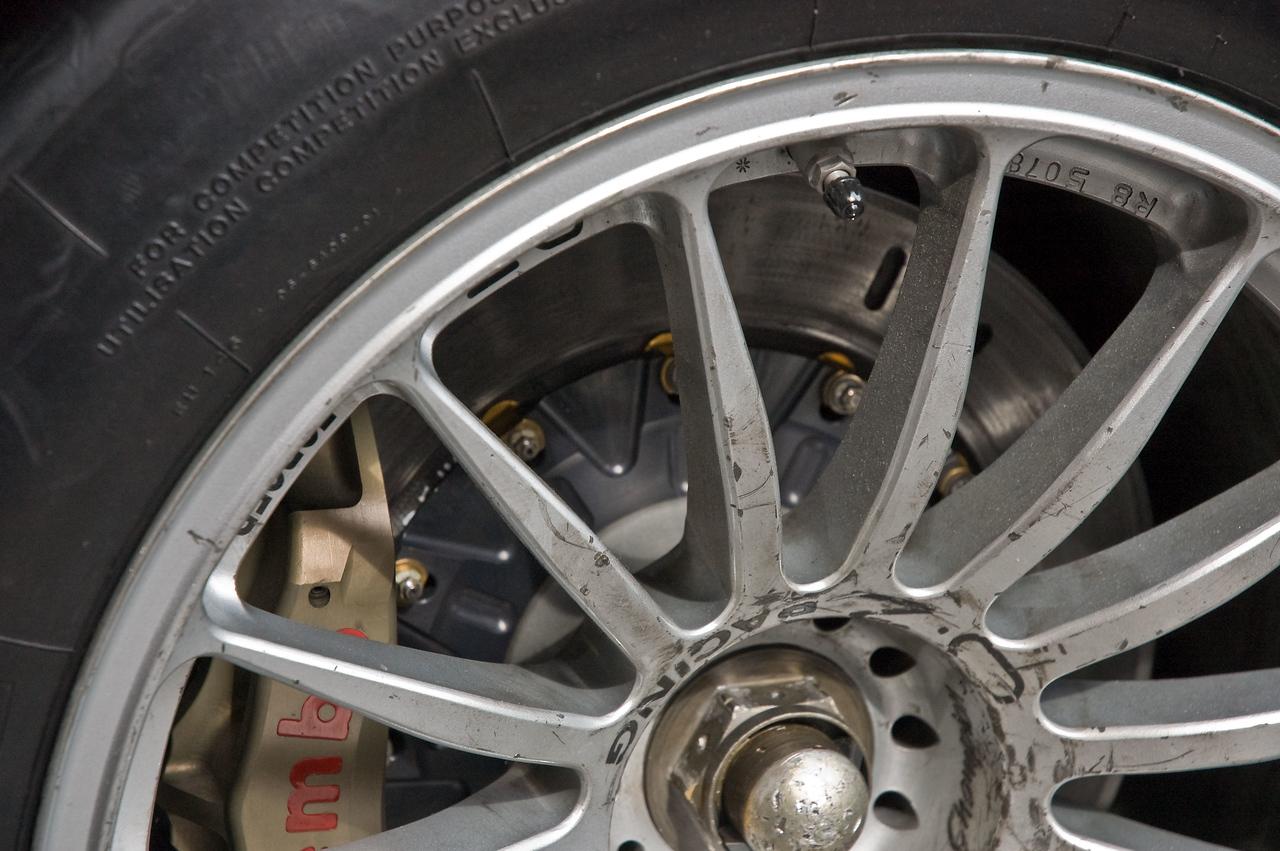Love those O.Z. wheels!