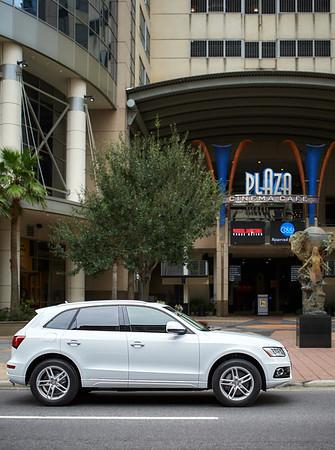 At Plaza Cinema Cafe