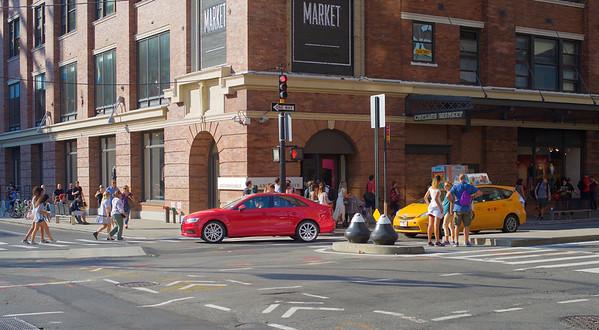 A3 around Chelsea Market