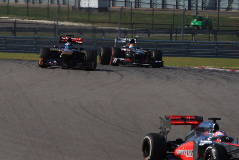 aaGrand Prix 2013 298 FINAL, 2 cars exit turn 6