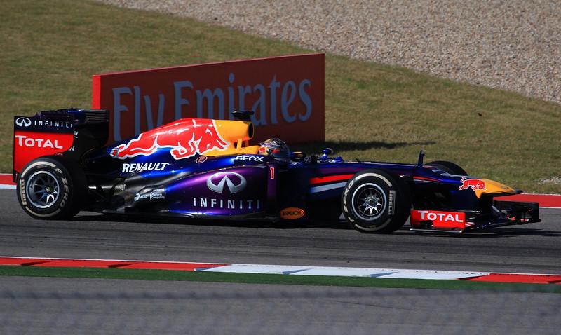 aaGrand Prix 2013 370 FINAL, Vettel best side view