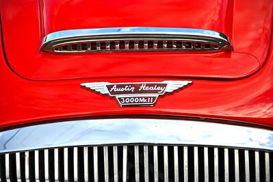 Austin Healy 7-11-0-9 4