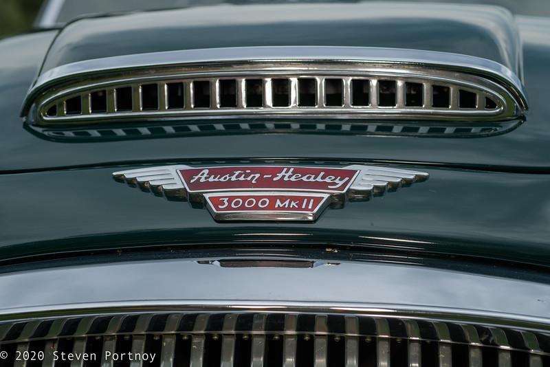 1962 Austin Healy MkII