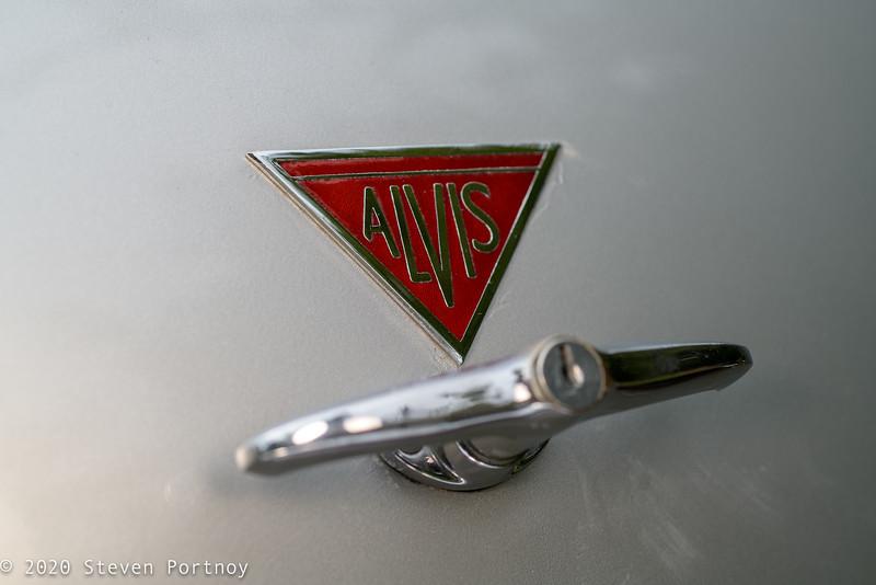 1953 Alvis Drophead