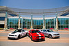 2011 Ford Mustang GT, 2012 Mustang Boss 302, 2012 Shelby GT500