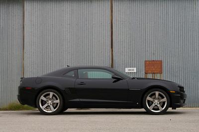 2010 Chevrolet Camaro SS PICT5613