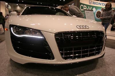 Seattle Auto Show - November 2009