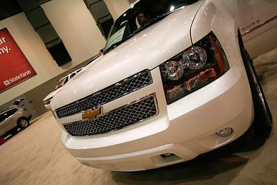 Seattle Auto Show - November 2011