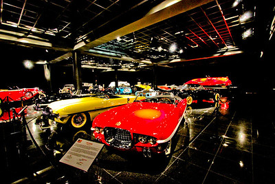 Blackhawk Auto Museum - Danville CA - October 2013
