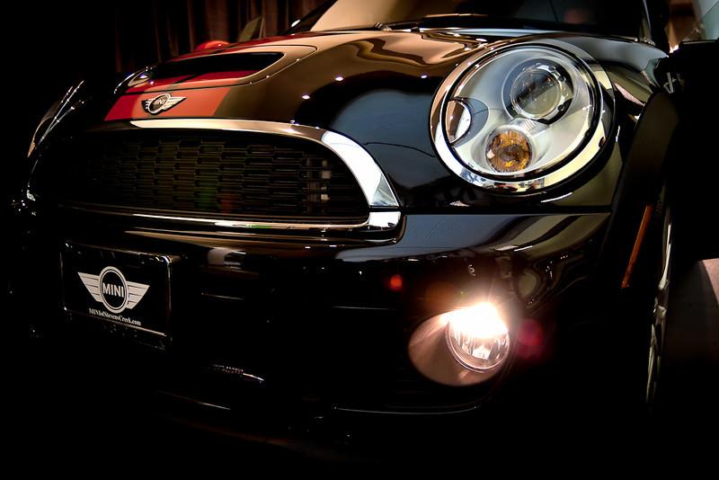 2012 Mini Coupe/John Cooper Works.