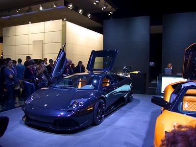 Detroit Auto Show 2007