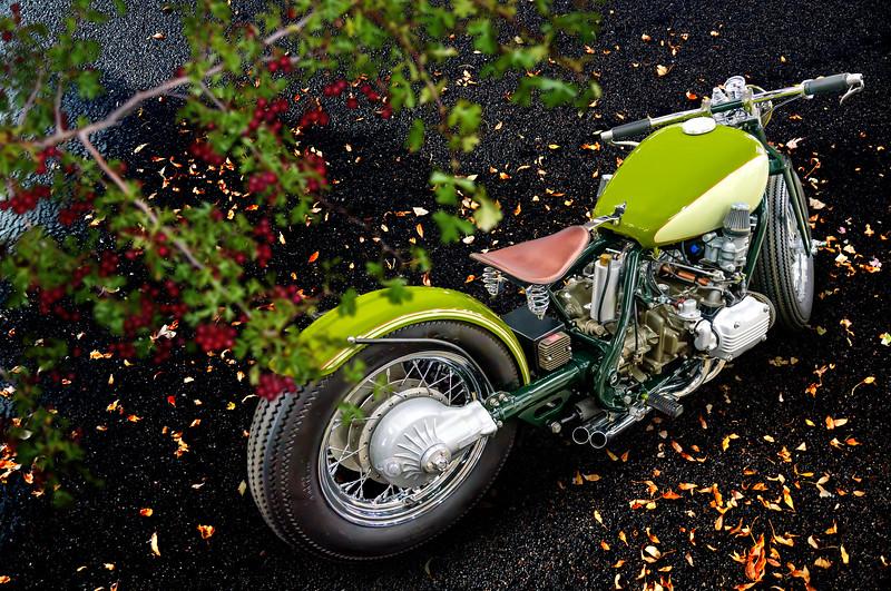 Custom 1980 Honda Goldwing