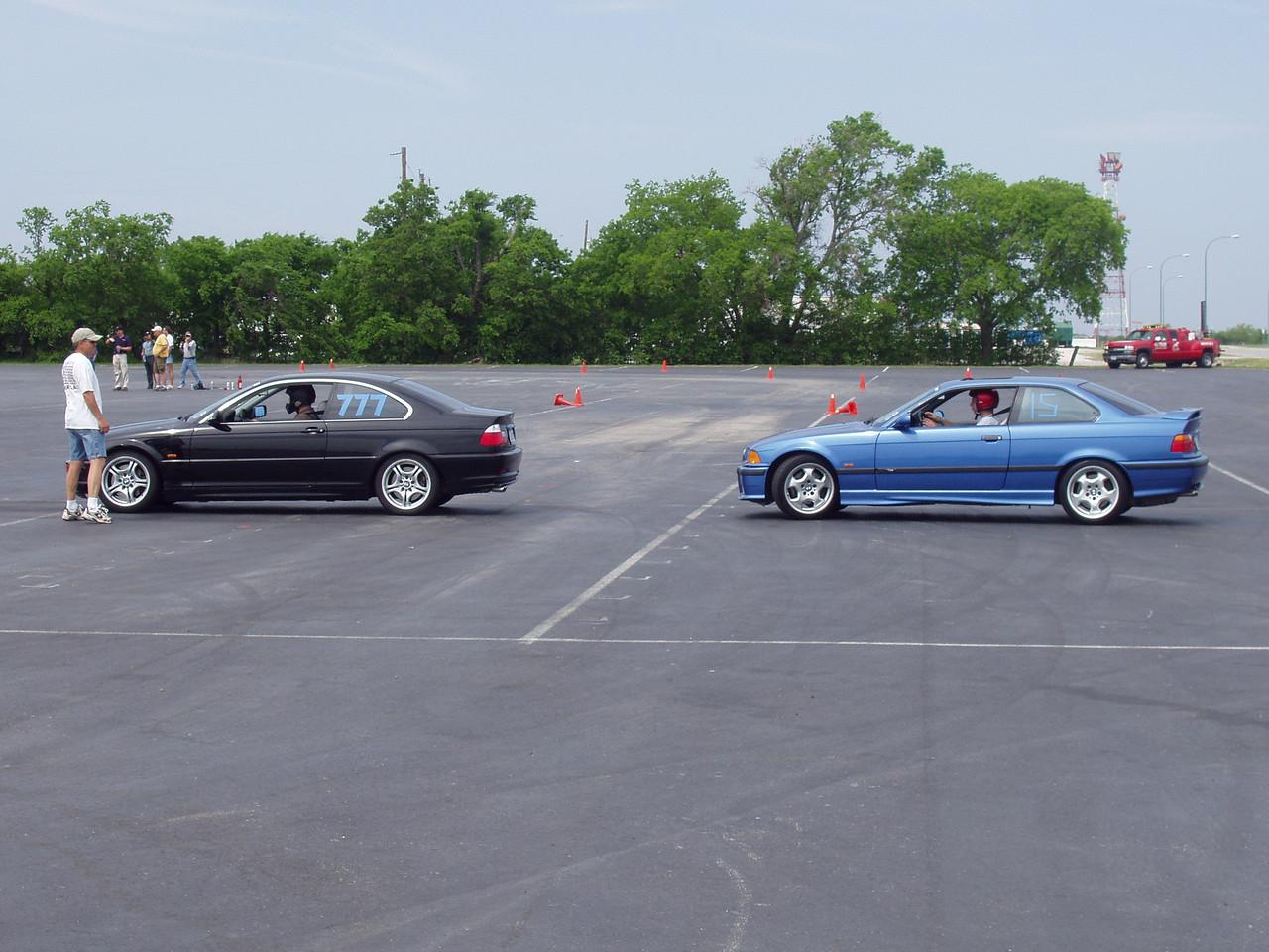 '01 330Ci and E36 M3
