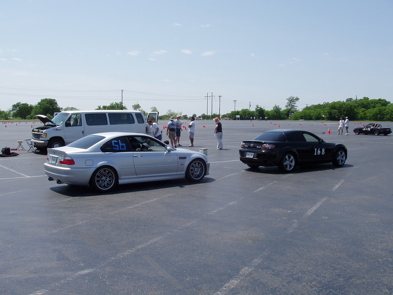 E46 M3 and RX-8