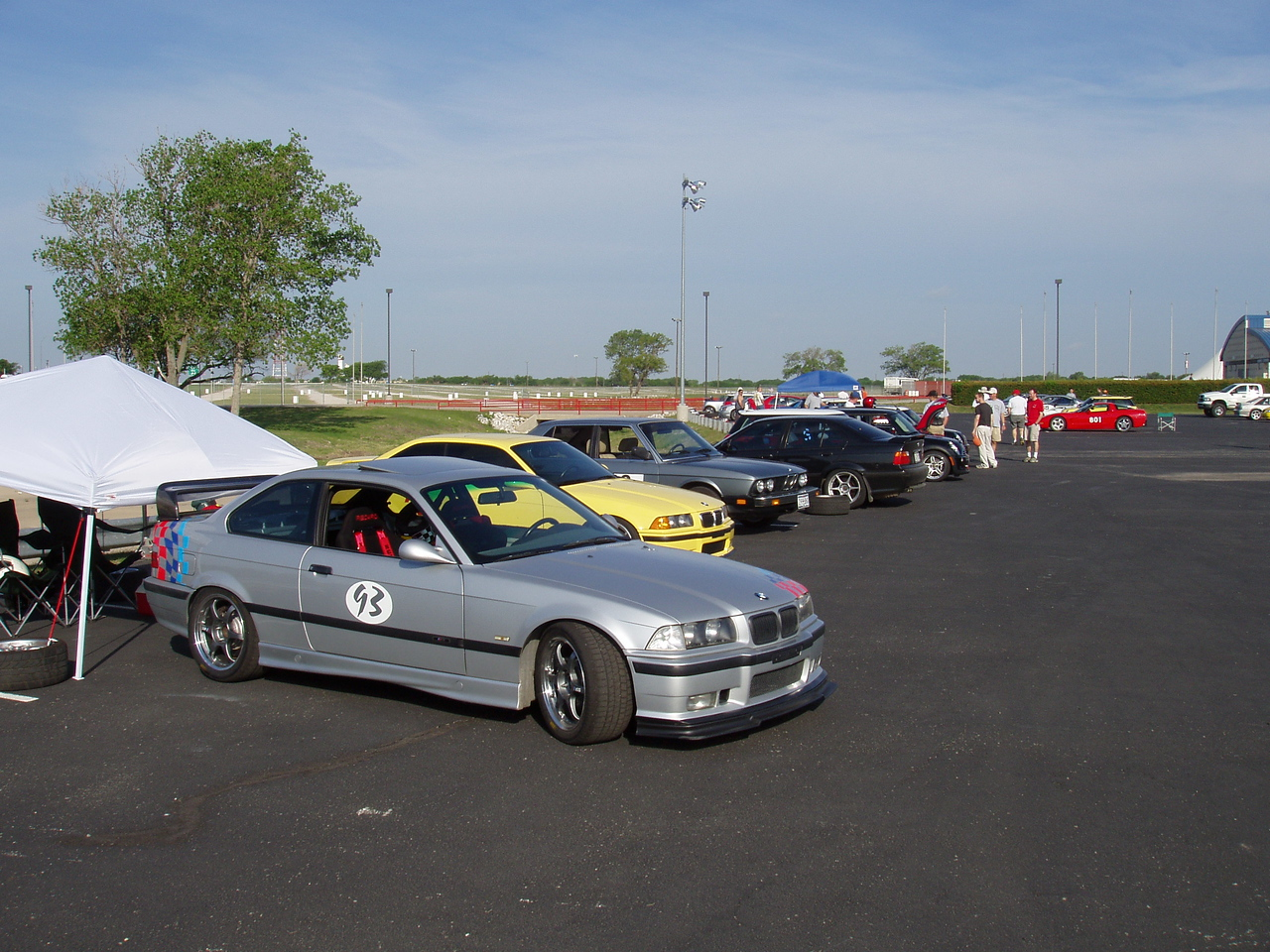 M3 in the pits