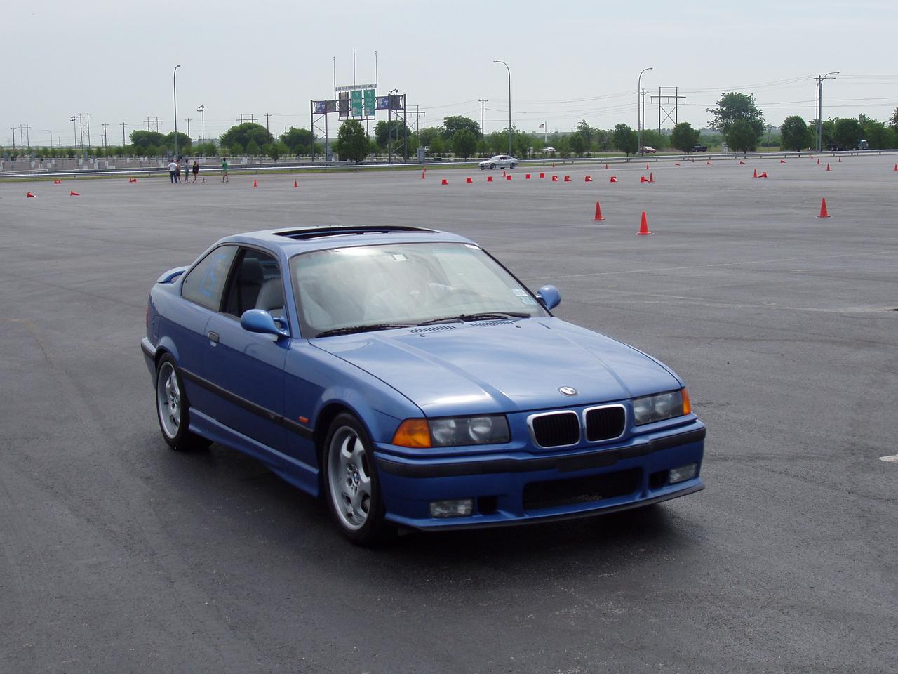 late '98 or '99 estoril blue M3